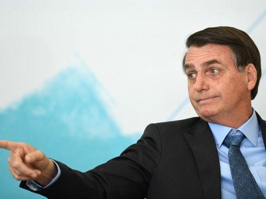 """Un 44% de los brasileños """"nunca"""" confía en la palabra de Bolsonaro, según encuesta"""