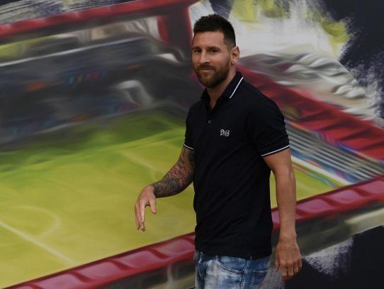 Messi recibe el alta médica y viaja a Dortmund para la 'Champions'