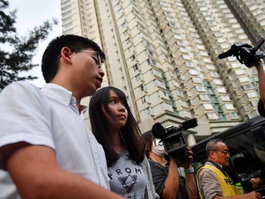Detenciones de manifestantes prodemocacia en Hong Kong antes de una protesta prohibida