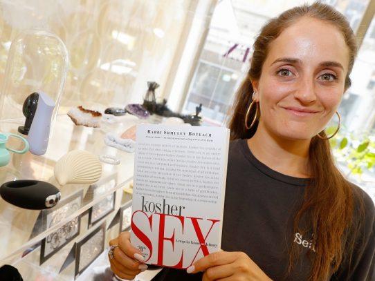 La hija de un rabino abre un sex shop kosher en Tel Aviv