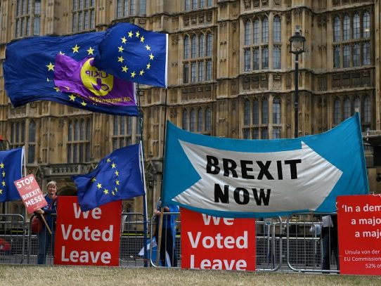 El Brexit es una oportunidad para la Unión Europea, señalan analistas