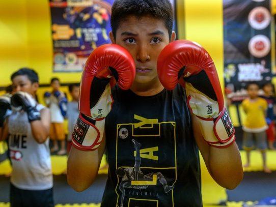El coronavirus noquea a las figuras del boxeo 'muay-thai'
