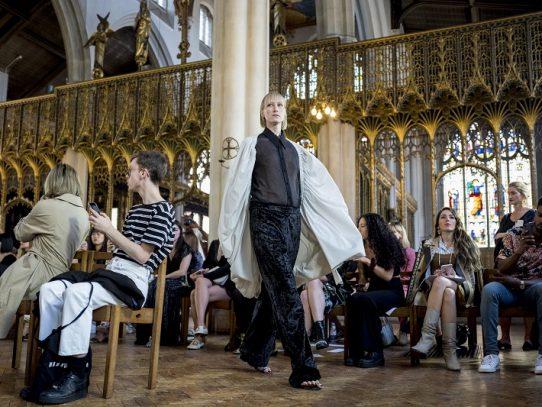 Del feminismo a la moda ética en la London Fashion Week