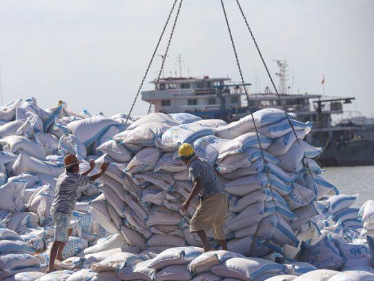 Brasil confía en mantener sus exportaciones de soja a China