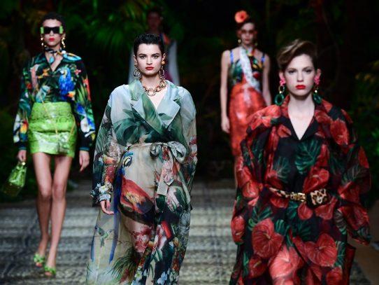 Termina la Semana de la Moda de Milán con Dolce & Gabbana y Gucci