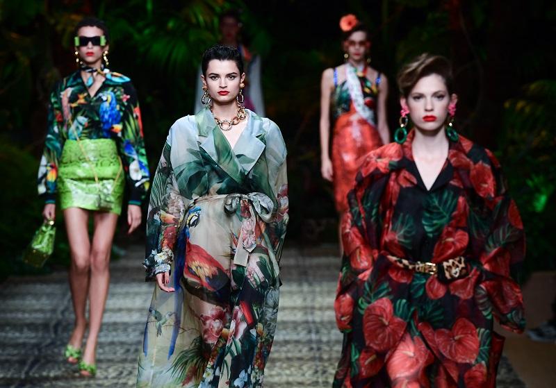 La crisis agudiza la creatividad de Dolce & Gabbana