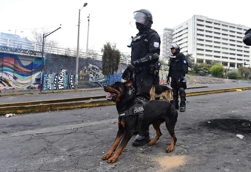 Máxima tensión en Ecuador ante protesta indígena contra Moreno