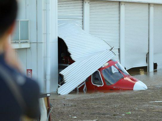 Al menos 26 muertos en Japón por el paso del tifón Hagibis