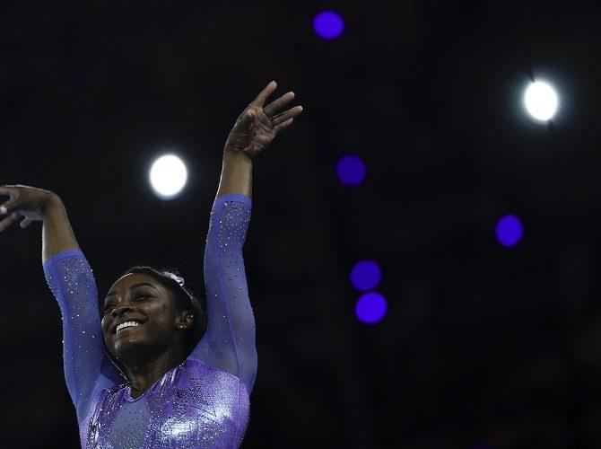 'SuperBiles' se despide del Mundial con un estratosférico récord de 25 medallas