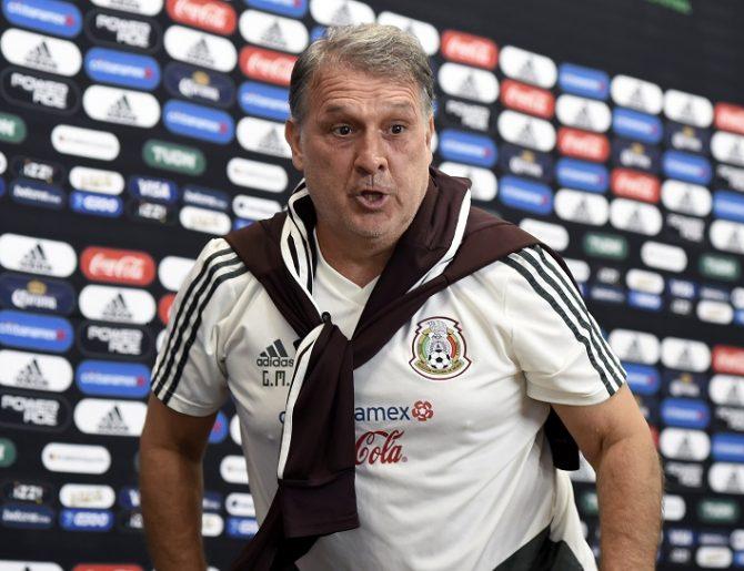 Martino con México y Gallego con Panamá se topan en Liga de Naciones de Concacaf