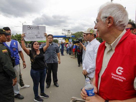 La sombra de Maduro sobrevuela conferencia sobre migrantes venezolanos
