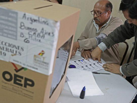 Órgano electoral de Bolivia promete escrutinio veloz y transparente
