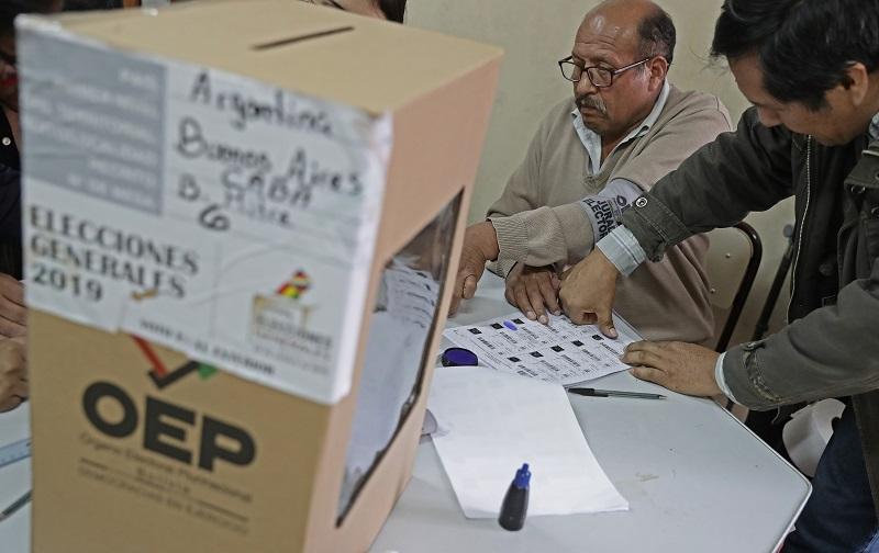 """El secretario general de la ONU apoya """"plenamente"""" una auditoría electoral en Bolivia"""