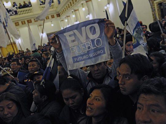 Bolivia avizora final electoral de infarto con segunda vuelta en ciernes