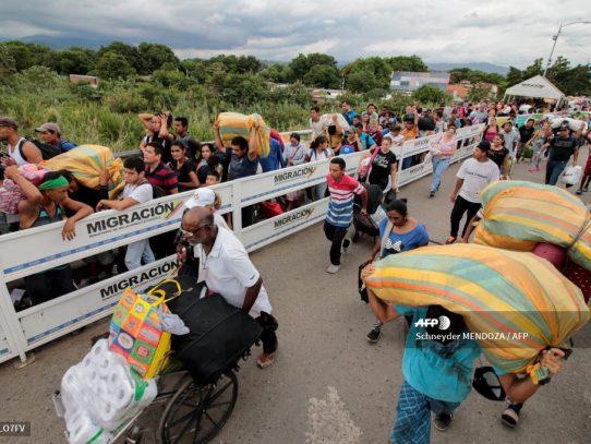 ONU advierte de empeoramiento de crisis de refugiados venezolanos en 2020