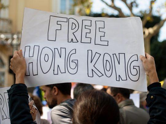 """""""Terror blanco"""" en Hong Kong por ataques a figuras prodemocracia"""