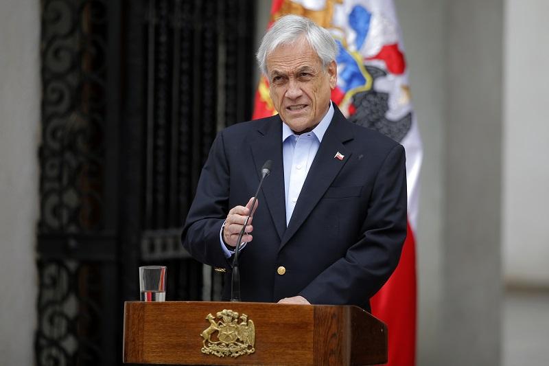 Piñera defiende su postura en materia de derechos humanos tras críticas