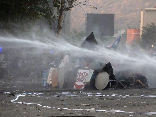 Piñera reconoce incumplimiento de protocolos del uso de la fuerza en manifestaciones en Chile