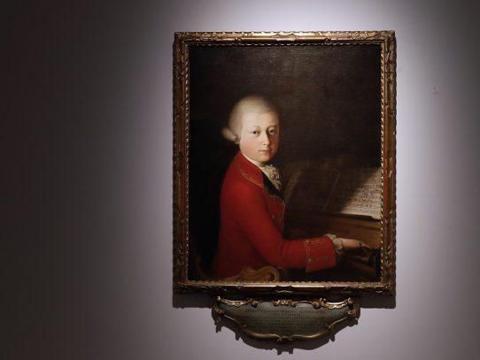 Una partitura de juventud de Mozart fue vendida por 372.500 euros en París