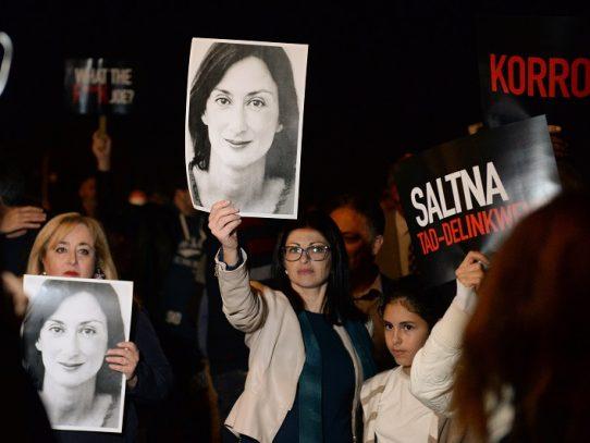 Empresario maltés pide inmunidad para poder hablar sobre asesinato de periodista