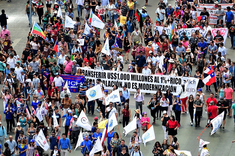 Misión de DDHH ONU concluyó visita a Chile: Escuchamos muchos testimonios perturbadores