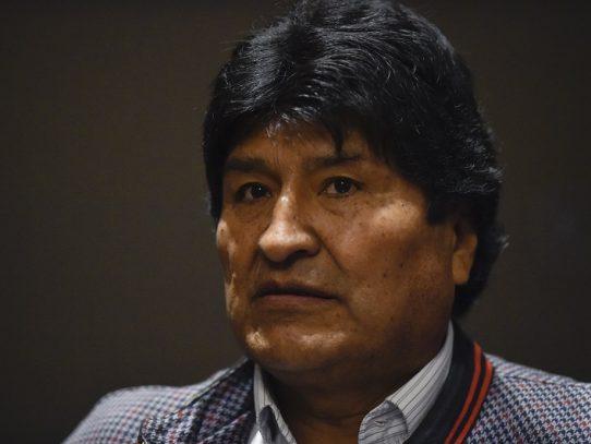 Gobierno boliviano investiga supuesta relación de Evo Morales con una menor