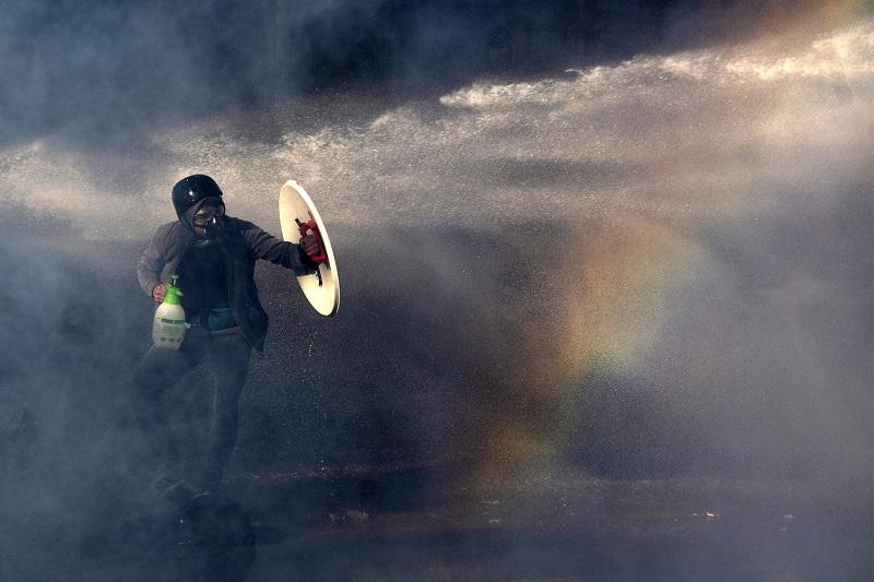 Chile investiga posible injerencia en protestas desde Europa oriental