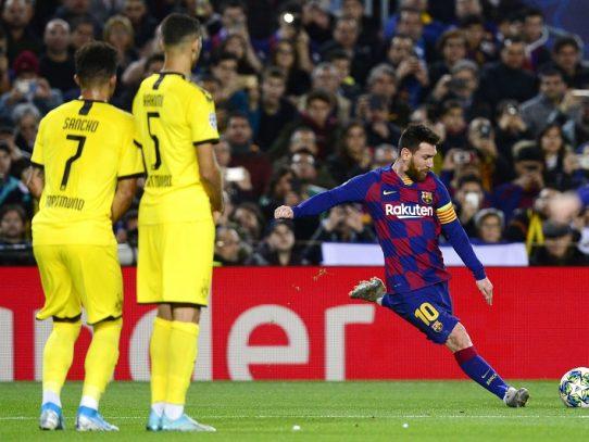 Barcelona gana y se mete en octavos, Liverpool deberá esperar
