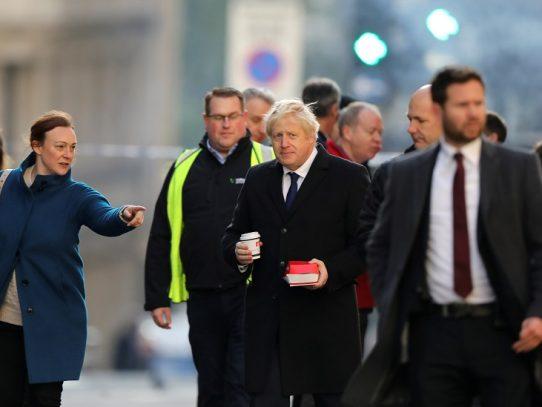 Boris Johnson acusado de politizar el atentado de Londres