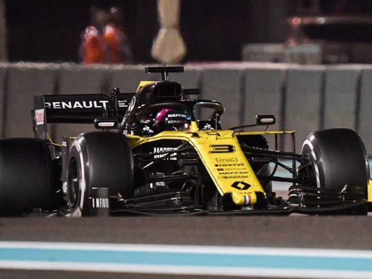 Renault aspira a ser el cuarto mejor constructor de la Fórmula 1
