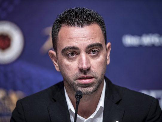 Xavi dona un millón de euros a hospital de Barcelona para luchar contra coronavirus