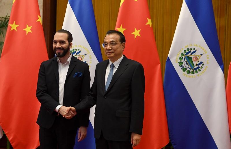 China regala a El Salvador un estadio y una biblioteca tras su ruputura con Taiwán
