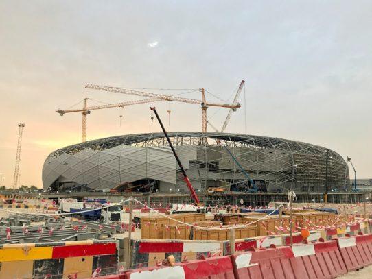 Catar retrasa a 2020 la inauguración de un estadio del Mundial-2022