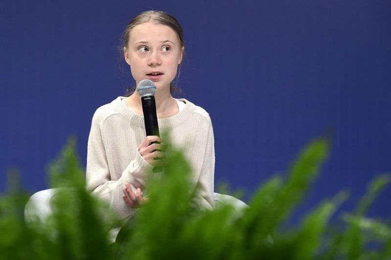 "Bolsonaro llama ""mocosa"" a Greta Thunberg"