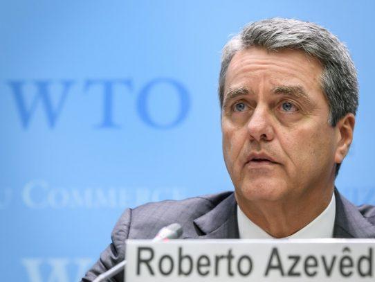 Comercio mundial retrocederá menos de lo esperado en segundo trimestre (-18,5%), según OMC