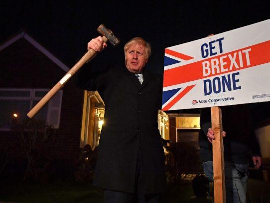 Boris Johnson y la victoria de Trump que se avecina en 2020