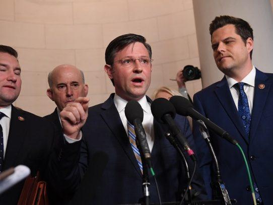 Comité de la Cámara Baja de EEUU aprueba cargos para juicio contra Trump