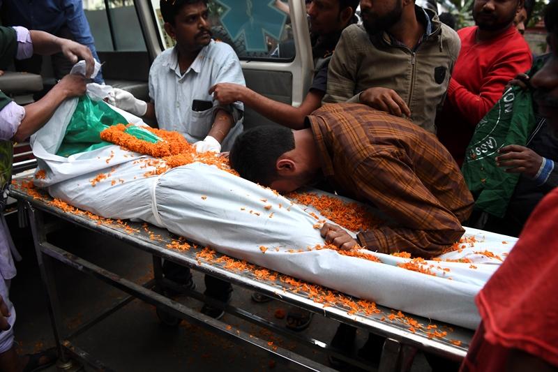 Seis muertos en India en las protestas contra una nueva ley de ciudadanía
