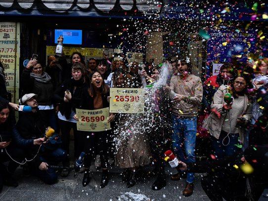 España, un país adicto a su Lotería de Navidad