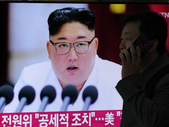 Kim Jong UN anuncia fin de moratoria norcoreana sobre test nucleares
