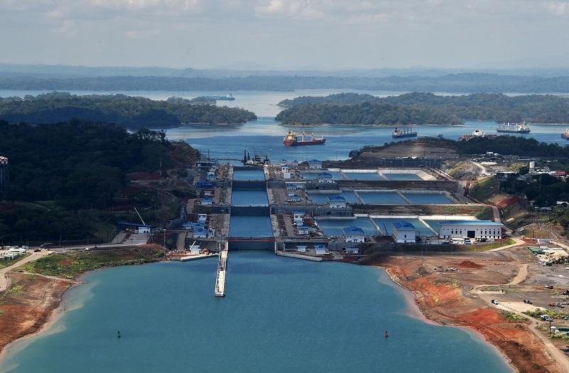 Mayor reto del Canal de Panamá es la falta de agua por el cambio climático