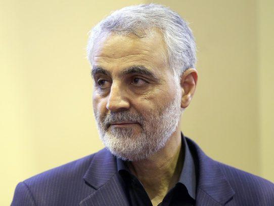 """Soleimani murió por """"un tiro de precisión de un dron"""""""