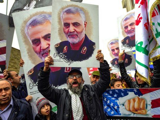 La muerte de Soleimani también cambia la situación interna de Irán