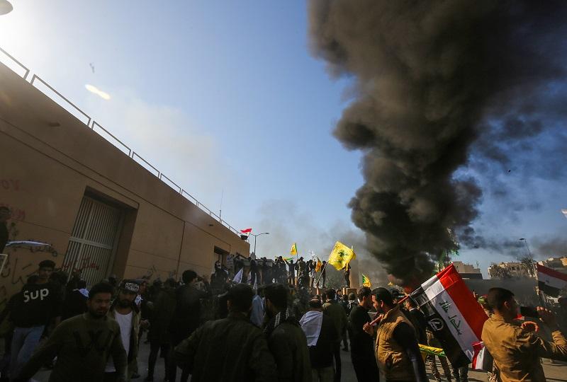 """El ejército de EEUU anuncia """"por error"""" que prepara su retirada de Irak"""