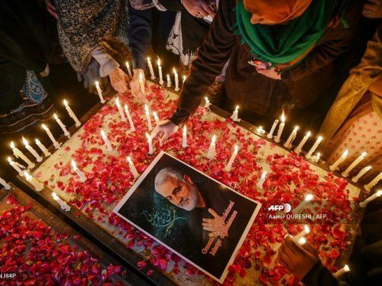 Asesinato eleva a Soleimani a ícono de la resistencia