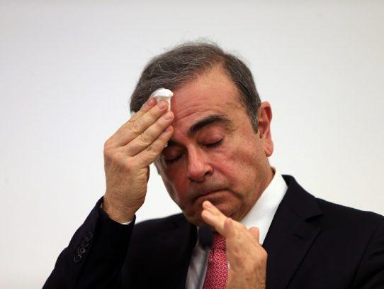 La justicia libanesa prohíbe a Carlos Ghosn que salga del país