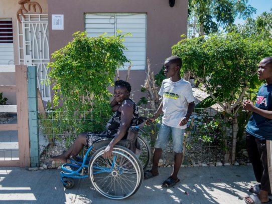 Diez años después del sismo de Haití, un pueblo de supervivientes afronta el olvido