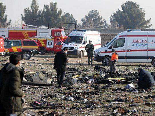 Funcionarios de EEUU creen que Irán derribó al avión ucraniano por error
