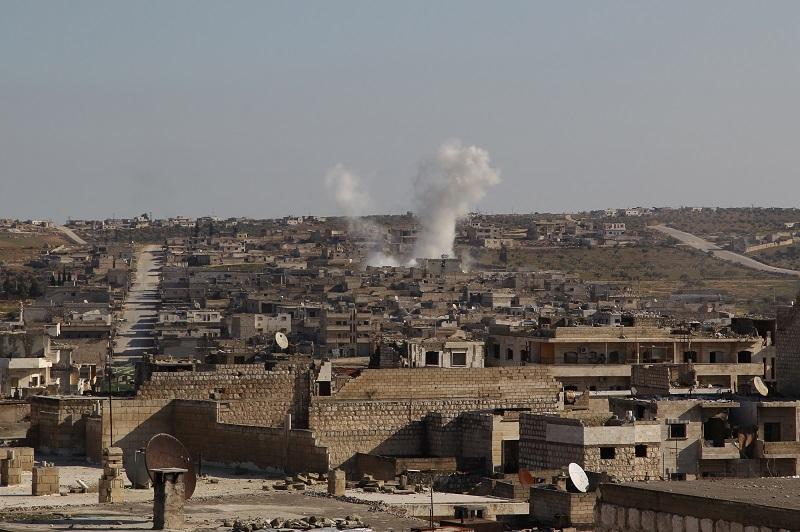 Siria acusa a Israel de un ataque aéreo contra un aeropuerto militar