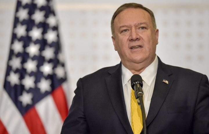 Pompeo: Panamá es una llave para la democracia y la seguridad del hemisferio
